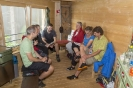 Lumpenliedleband auf der Hohenlochenhütte 28.07.